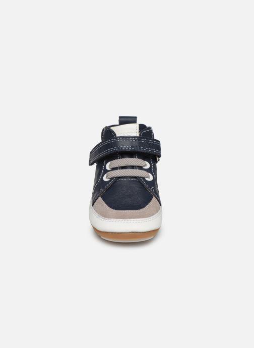Bottines et boots Robeez Migolo Bleu vue portées chaussures
