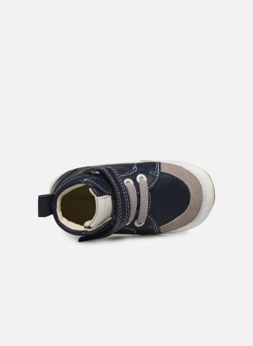 Bottines et boots Robeez Migolo Bleu vue gauche