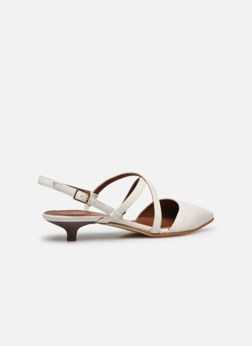 Ballerine Made by SARENZA Africa Vibes Ballerines #1 Bianco immagine frontale