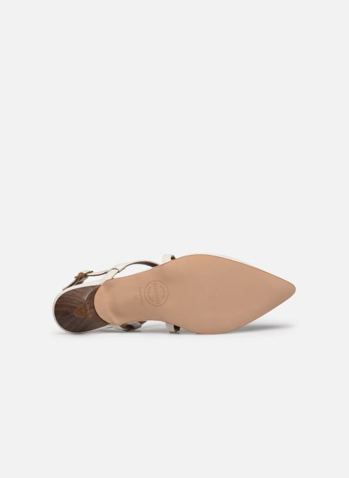 Ballerina's Made by SARENZA Africa Vibes Ballerines #1 Wit boven