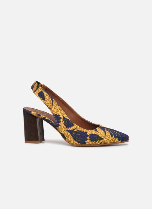Zapatos de tacón Made by SARENZA Africa Vibes Escarpin #2 Amarillo vista de detalle / par