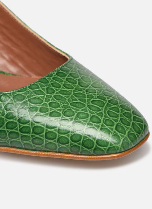 Zapatos de tacón Made by SARENZA South Village Escarpin #3 Verde vista lateral izquierda
