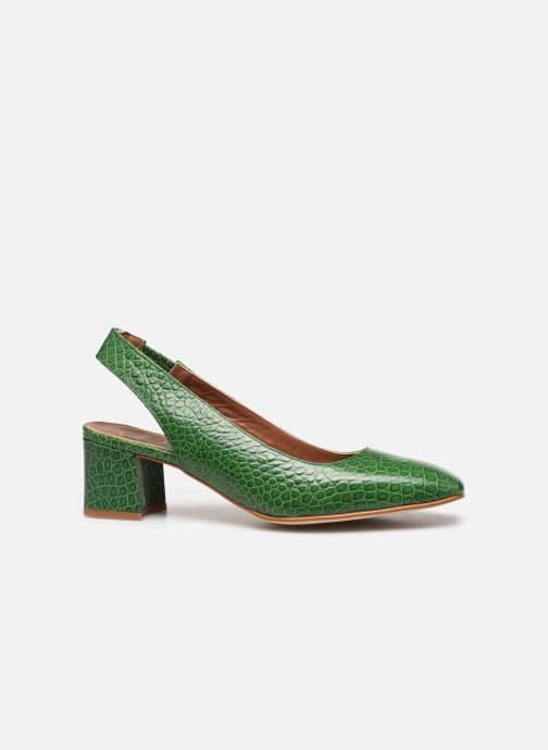 Zapatos de tacón Made by SARENZA South Village Escarpin #3 Verde vista de detalle / par