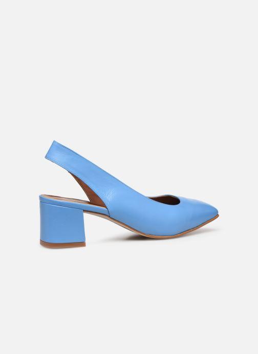 Zapatos de tacón Made by SARENZA South Village Escarpin #3 Azul vista de frente