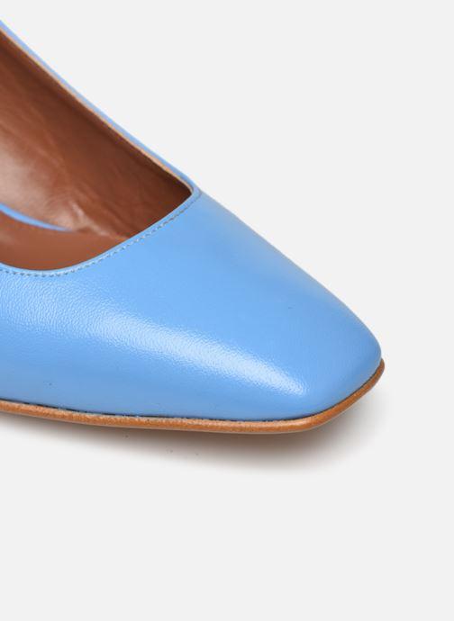 Zapatos de tacón Made by SARENZA South Village Escarpin #3 Azul vista lateral izquierda