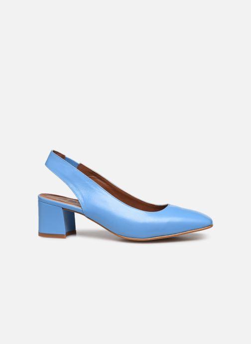 Zapatos de tacón Made by SARENZA South Village Escarpin #3 Azul vista de detalle / par