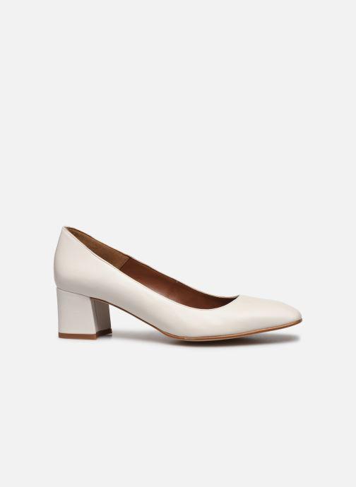 Zapatos de tacón Made by SARENZA South Village Escarpin #4 Blanco vista de detalle / par
