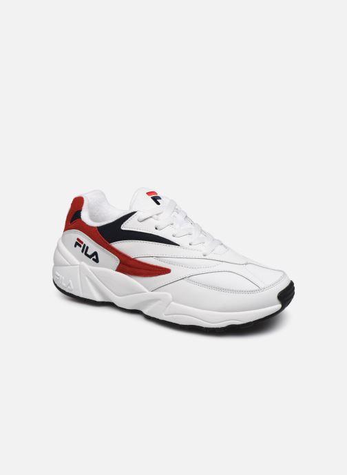 Baskets FILA V94M Blanc vue détail/paire