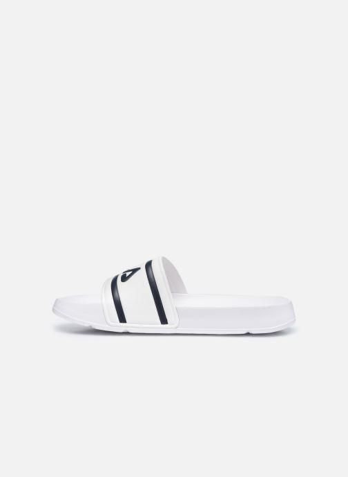 Sandali e scarpe aperte FILA Morro Bay Slipper 2.0 Bianco immagine frontale
