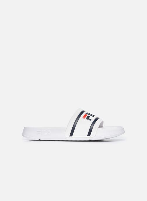 Sandali e scarpe aperte FILA Morro Bay Slipper 2.0 Bianco immagine posteriore