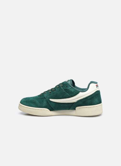Sneakers FILA Arcade S Low Verde immagine frontale
