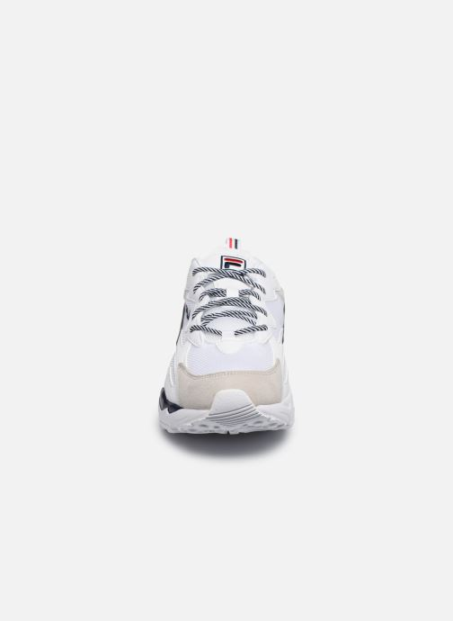 Trainers FILA Ray Tracer Cb White model view