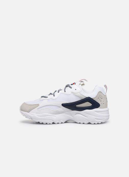 Baskets FILA Ray Tracer Cb Blanc vue face