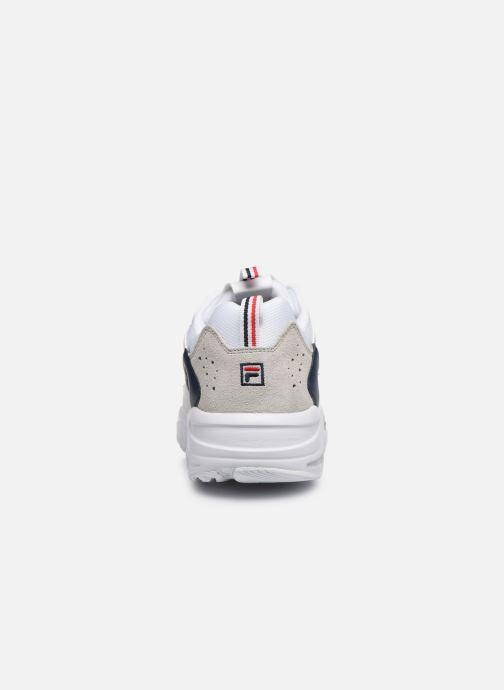 Sneakers FILA Ray Tracer Cb Bianco immagine destra
