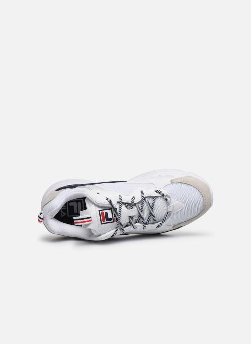 Sneakers FILA Ray Tracer Cb Bianco immagine sinistra