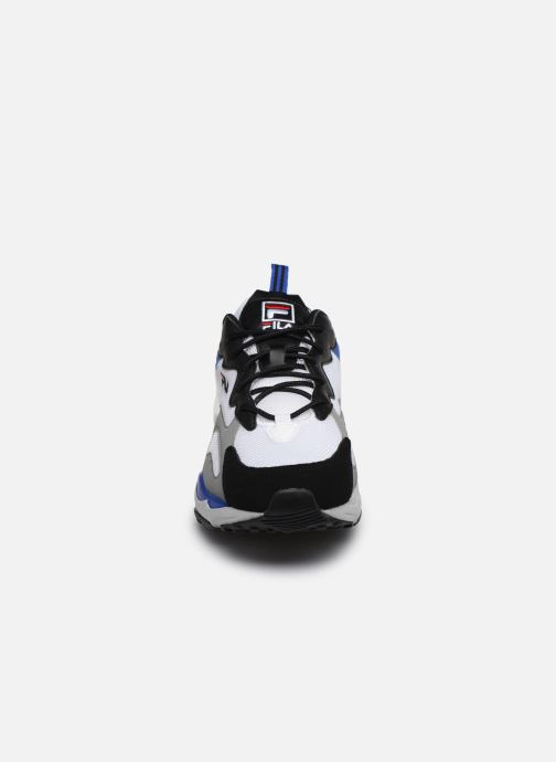 Baskets FILA Ray Tracer Cb Multicolore vue portées chaussures
