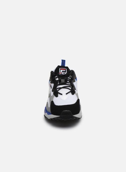 Sneakers FILA Ray Tracer Cb Multicolore modello indossato
