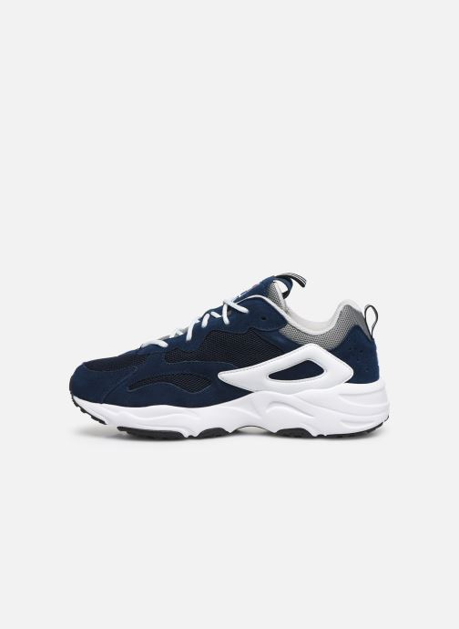 Baskets FILA Ray Tracer S Bleu vue face