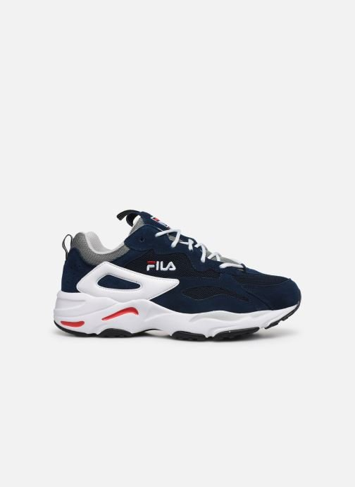 Trainers FILA Ray Tracer S Blue back view