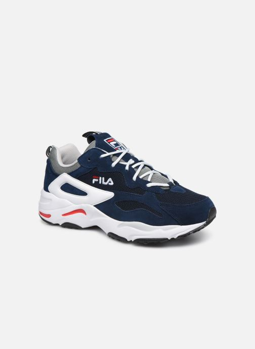 Trainers FILA Ray Tracer S Blue detailed view/ Pair view
