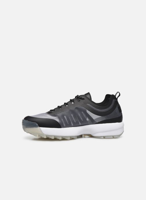 Sneakers FILA Disruptor Run Nero immagine frontale