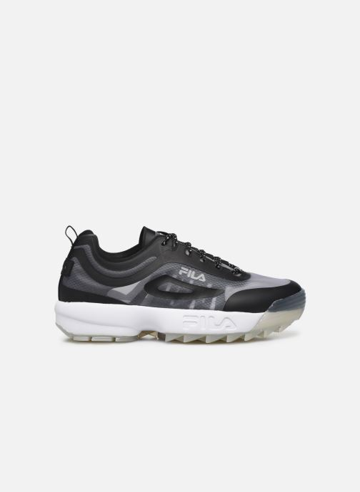 Sneakers FILA Disruptor Run Nero immagine posteriore