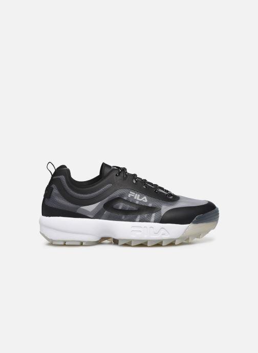 Sneakers FILA Disruptor Run Nero immagine posteriore