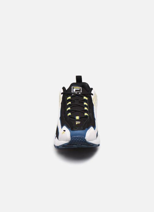 Baskets FILA ADL99 Blanc vue portées chaussures