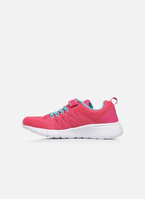 Sneaker LICO Suman VS rosa ansicht von vorne