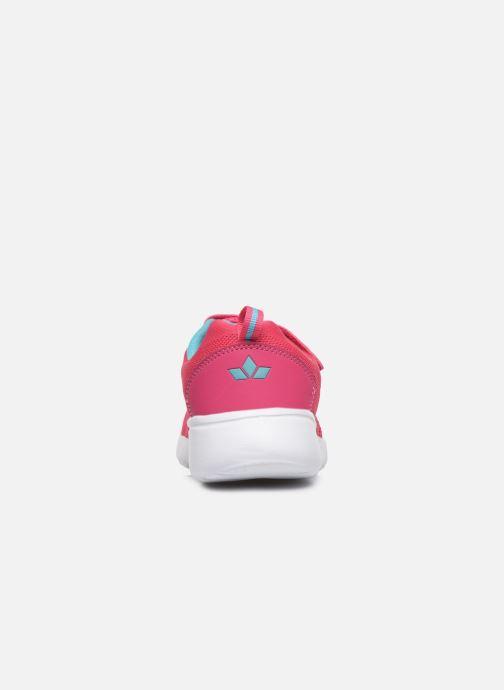 Sneaker LICO Suman VS rosa ansicht von rechts