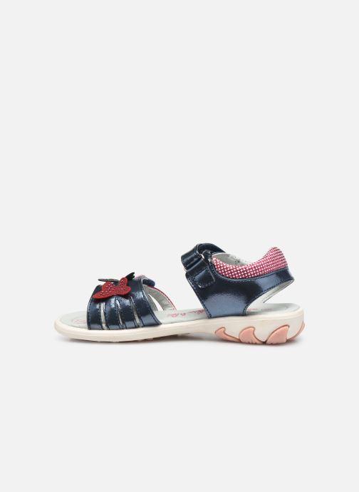 Sandales et nu-pieds Lico Lindsey V Bleu vue face