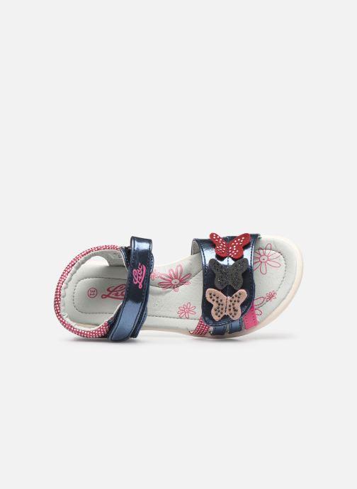 Sandales et nu-pieds Lico Lindsey V Bleu vue gauche