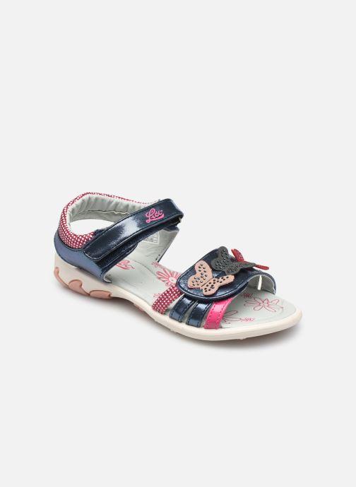 Sandales et nu-pieds Lico Lindsey V Bleu vue détail/paire