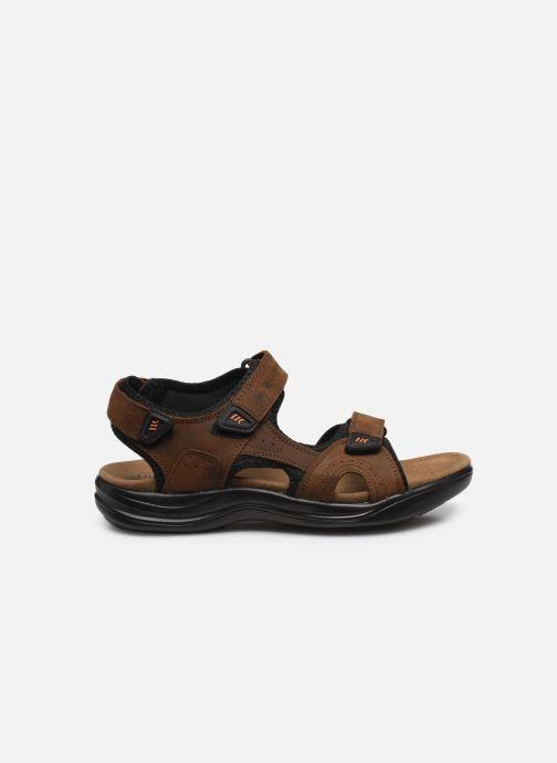 Sandali e scarpe aperte Lumberjack EARTH Marrone immagine posteriore