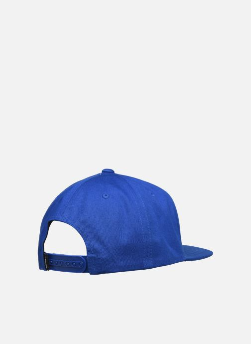 Pet Vans Casquette By Full Patch Snapback Boys Blauw model