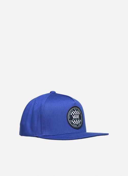 Pet Vans Casquette By Full Patch Snapback Boys Blauw detail