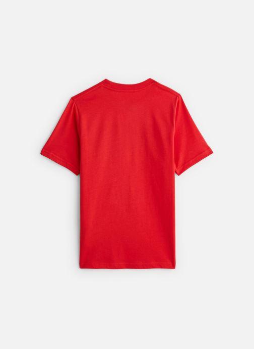 Vêtements Vans By Vans Classic Logo Fill Boys Rouge vue bas / vue portée sac