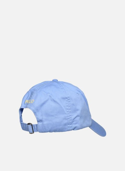 Pet Polo Ralph Lauren Casquette Pony Blauw model