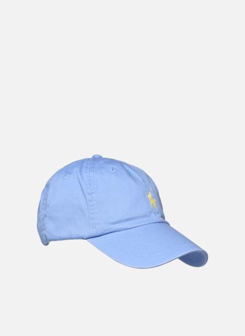 Cappellino Polo Ralph Lauren Casquette Pony Azzurro vedi dettaglio/paio
