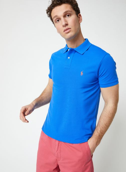 Polo MC Basic Mesh Slim Pony