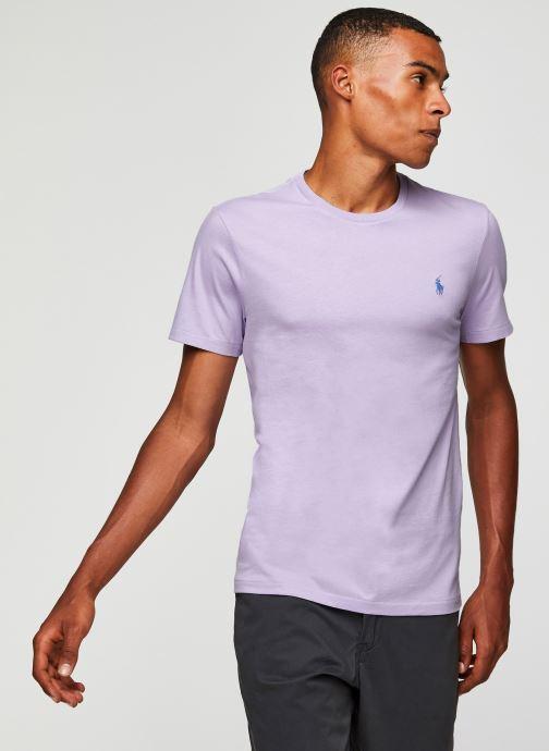 Kleding Accessoires T-Shirt MC Jersey Custom Slim