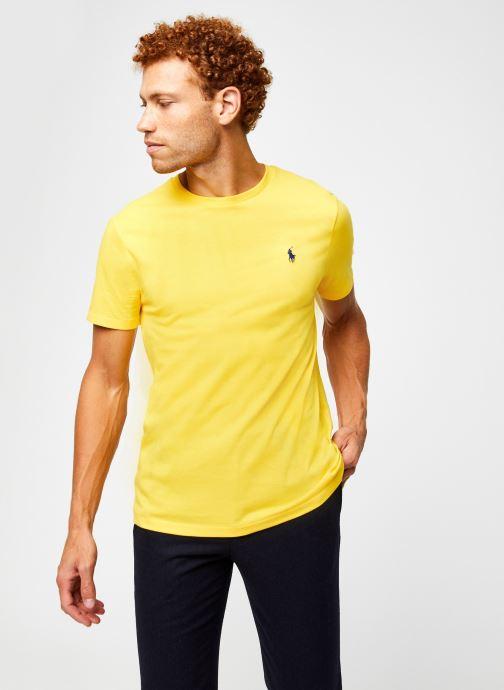 Tøj Accessories T-Shirt MC Jersey Custom Slim