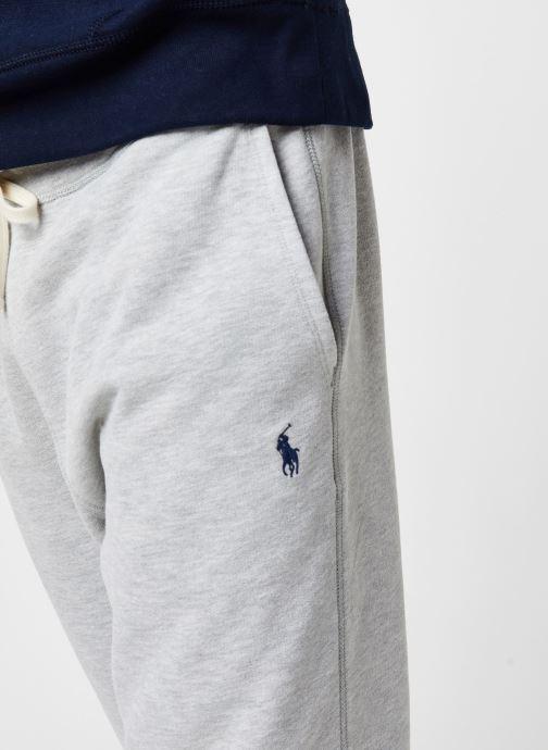 Vêtements Polo Ralph Lauren Jogging Pony Gris vue face