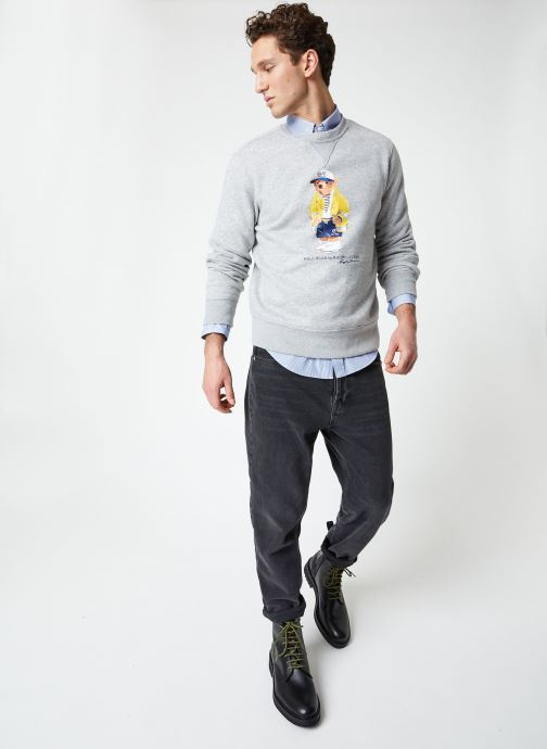 Kleding Polo Ralph Lauren Sweatshirt ML Ourson Grijs onder