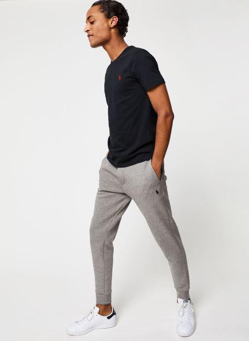 Vêtements Polo Ralph Lauren Jogging Confort Pony Gris vue bas / vue portée sac