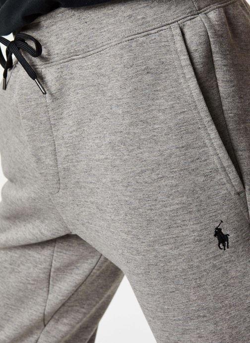 Vêtements Polo Ralph Lauren Jogging Confort Pony Gris vue face