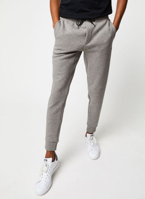 Vêtements Polo Ralph Lauren Jogging Confort Pony Gris vue détail/paire