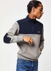 Sweatshirt Demi Zip Pony