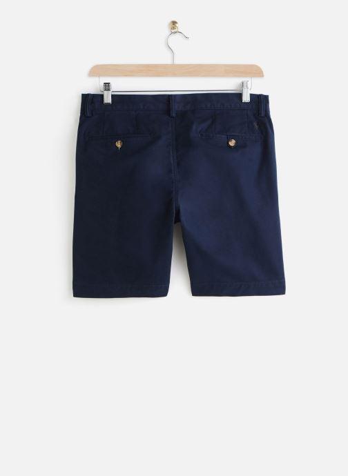 Polo Ralph Lauren Short Cotton Stretch Slim Pony (Bleu) - Vêtements (430384)