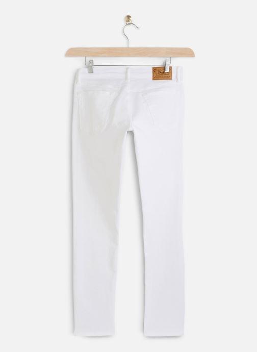 Polo Ralph Lauren Jean slim - Sullivan Denim Slim (Blanc) - Vêtements (430387)